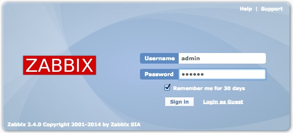 zabbix24-login