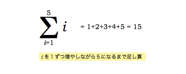 計算 シグマ