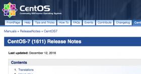 CentOS 7.3 (1611) LAMPサーバインストールメモ【Apache2.4+MySQL5.7+PHP7.1】